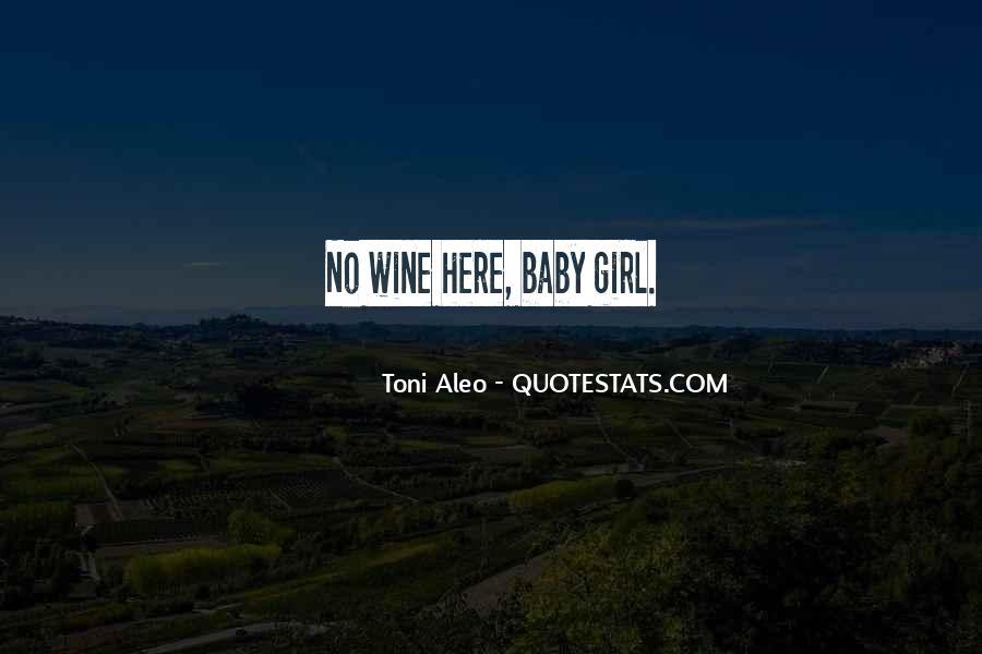 Toni Aleo Quotes #144890