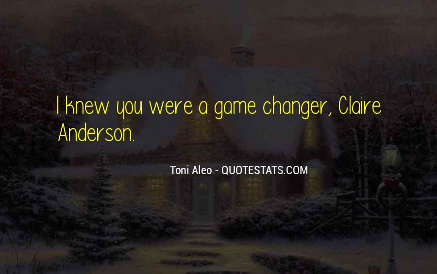 Toni Aleo Quotes #1472015
