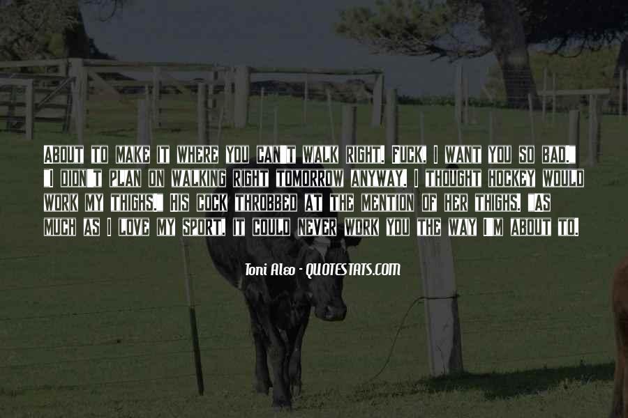 Toni Aleo Quotes #1543562