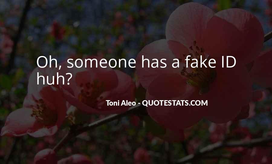 Toni Aleo Quotes #1684938