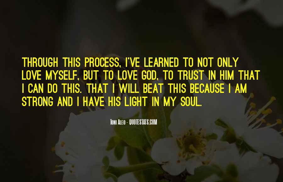 Toni Aleo Quotes #1727331