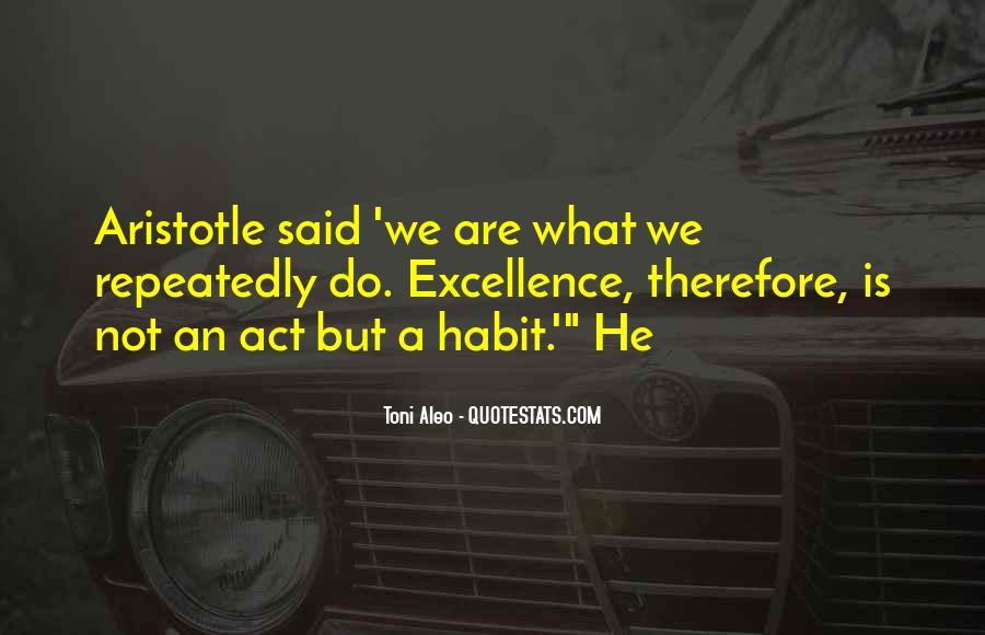 Toni Aleo Quotes #1809817