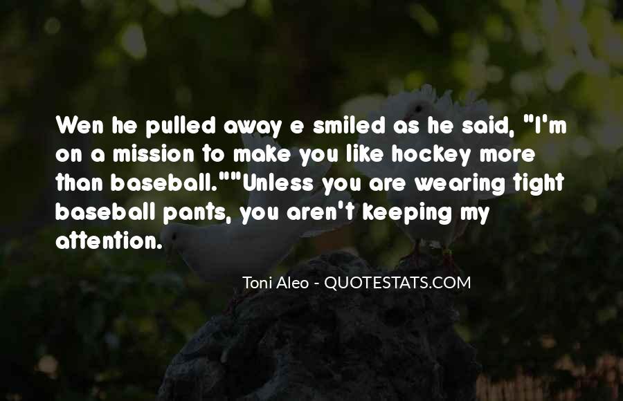Toni Aleo Quotes #1826292
