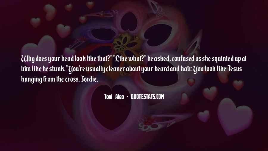 Toni Aleo Quotes #1834346
