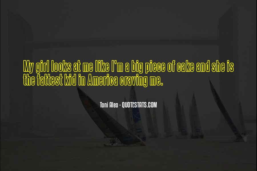 Toni Aleo Quotes #1879417