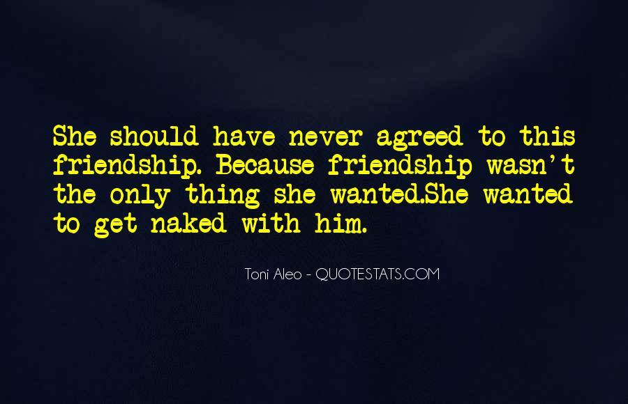 Toni Aleo Quotes #319213