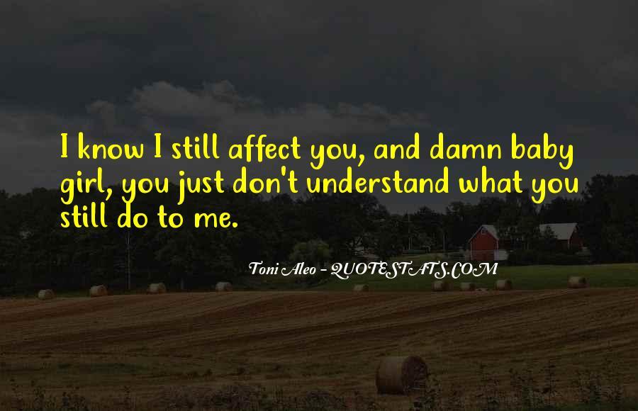 Toni Aleo Quotes #45049