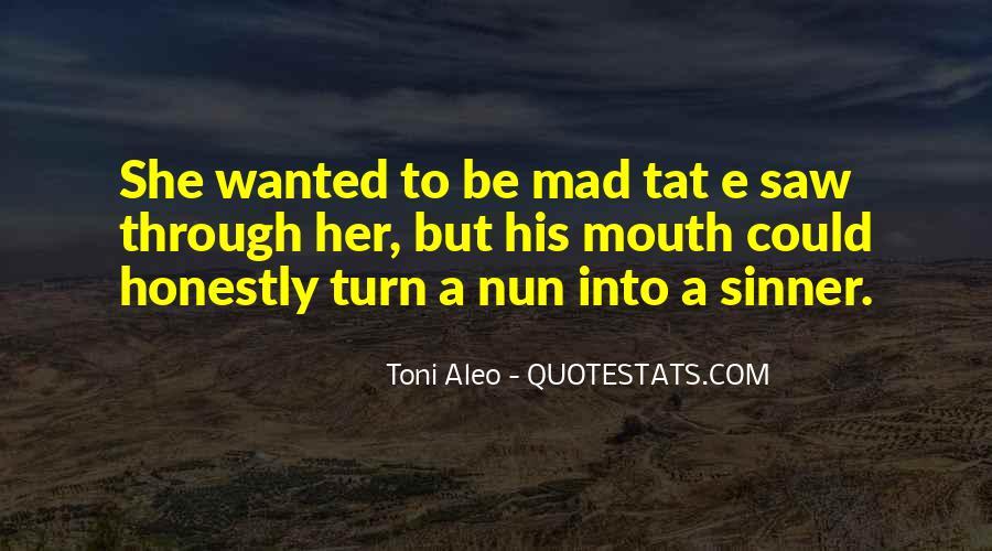 Toni Aleo Quotes #626999