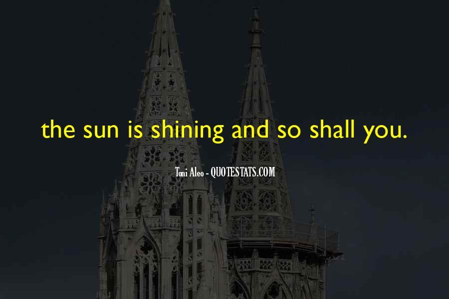 Toni Aleo Quotes #631705