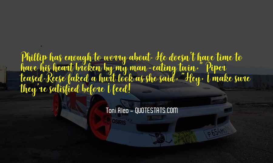 Toni Aleo Quotes #747387