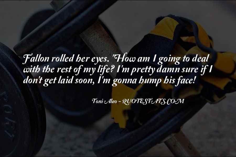 Toni Aleo Quotes #883708