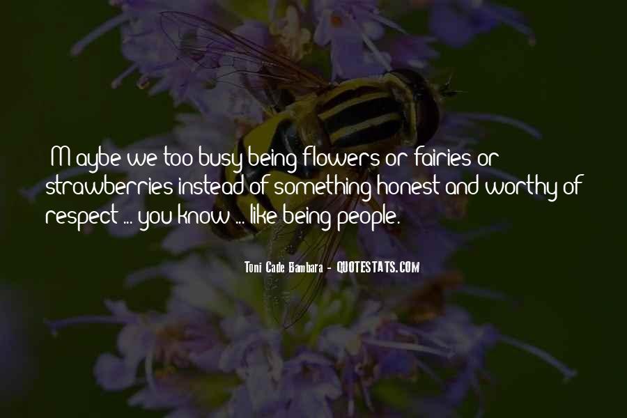 Toni Cade Bambara Quotes #1020175