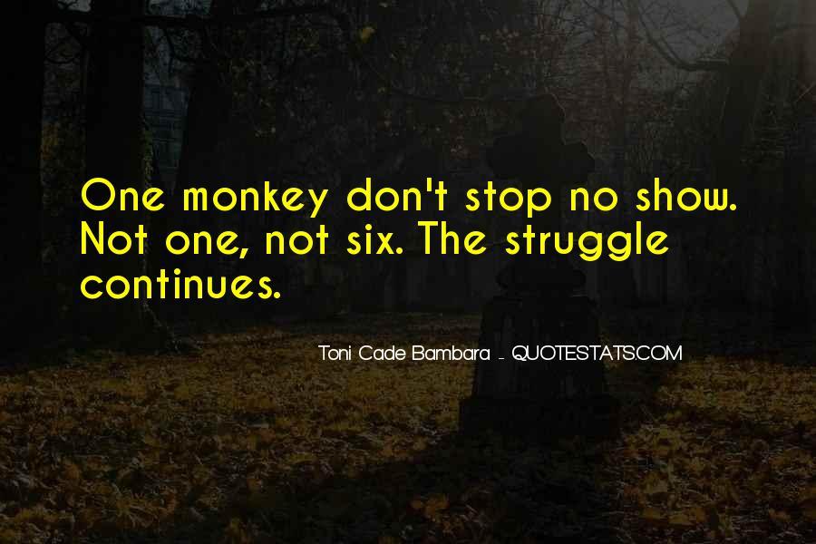Toni Cade Bambara Quotes #1040554