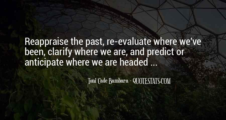 Toni Cade Bambara Quotes #1074015