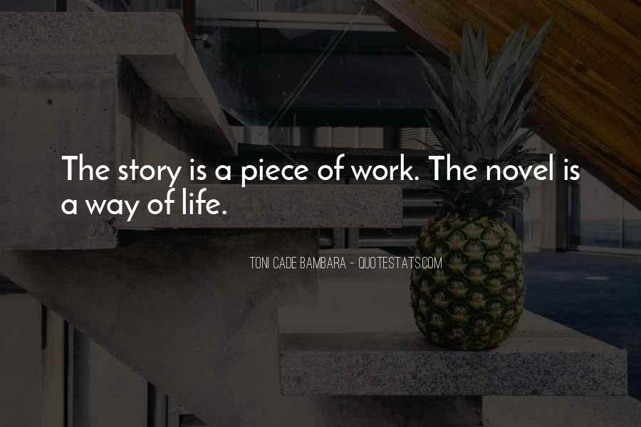 Toni Cade Bambara Quotes #1193031