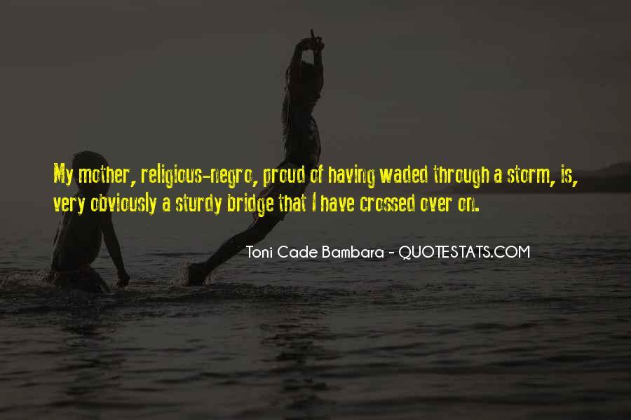 Toni Cade Bambara Quotes #1545184