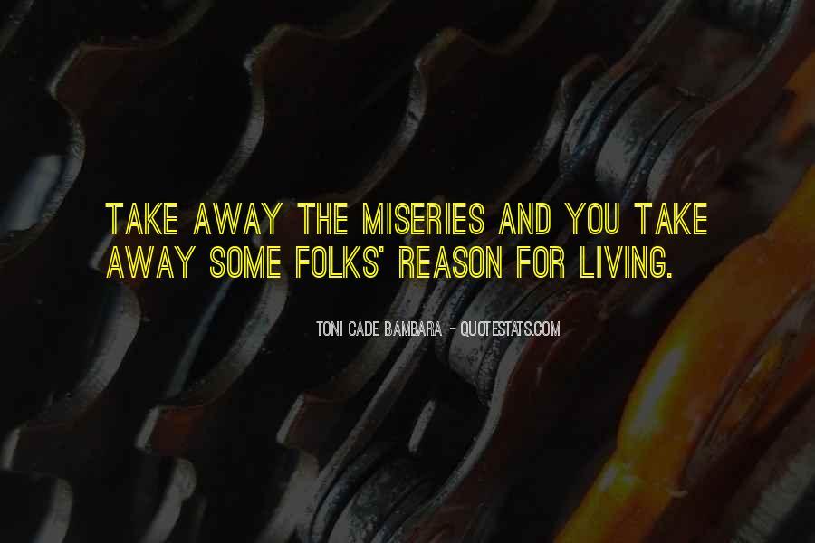 Toni Cade Bambara Quotes #411680
