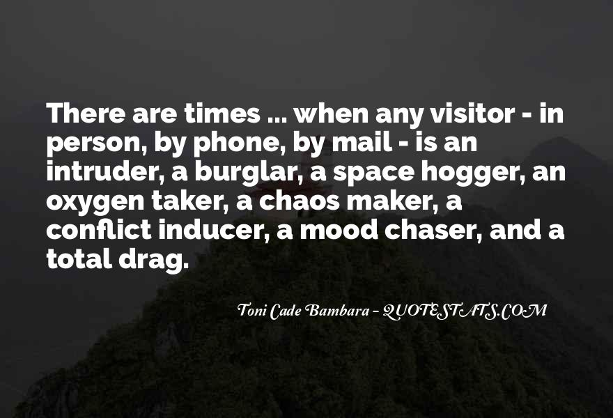 Toni Cade Bambara Quotes #481453