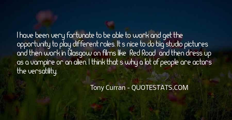 Tony Curran Quotes #587035