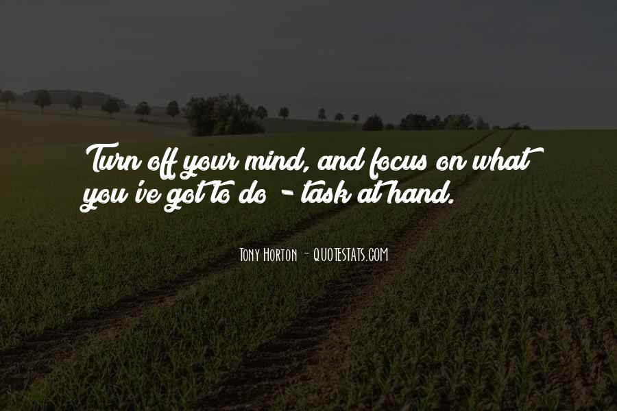Tony Horton Quotes #1390400