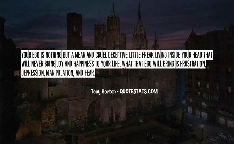 Tony Horton Quotes #1593968