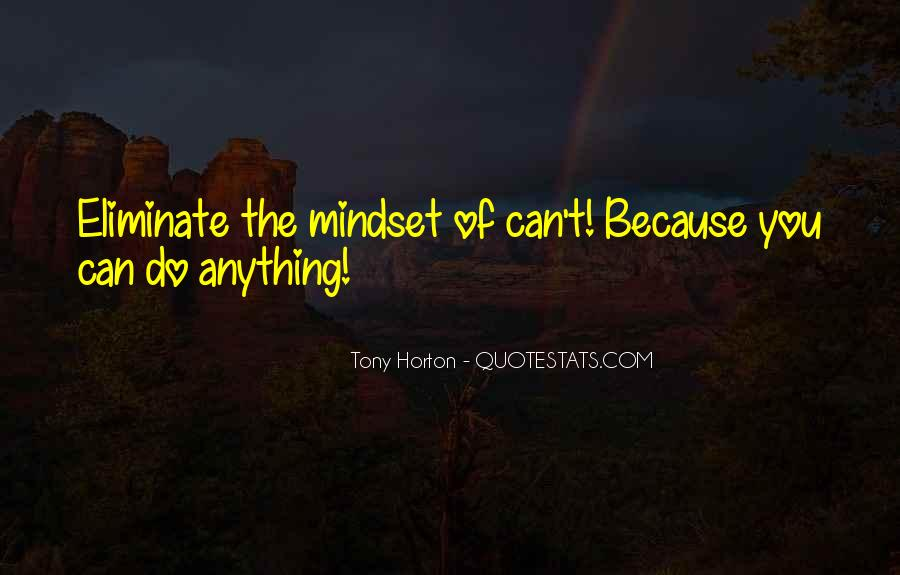 Tony Horton Quotes #288555
