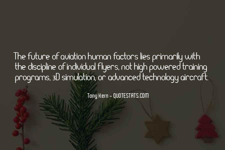 Tony Kern Quotes #870310