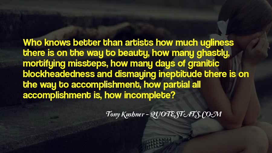 Tony Kushner Quotes #1087857