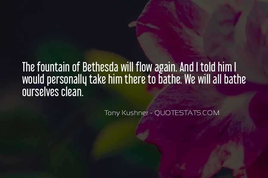 Tony Kushner Quotes #1145420