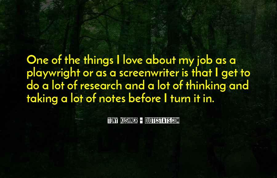 Tony Kushner Quotes #1176273