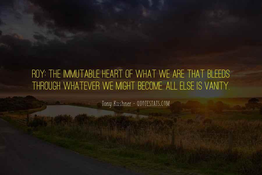 Tony Kushner Quotes #125827