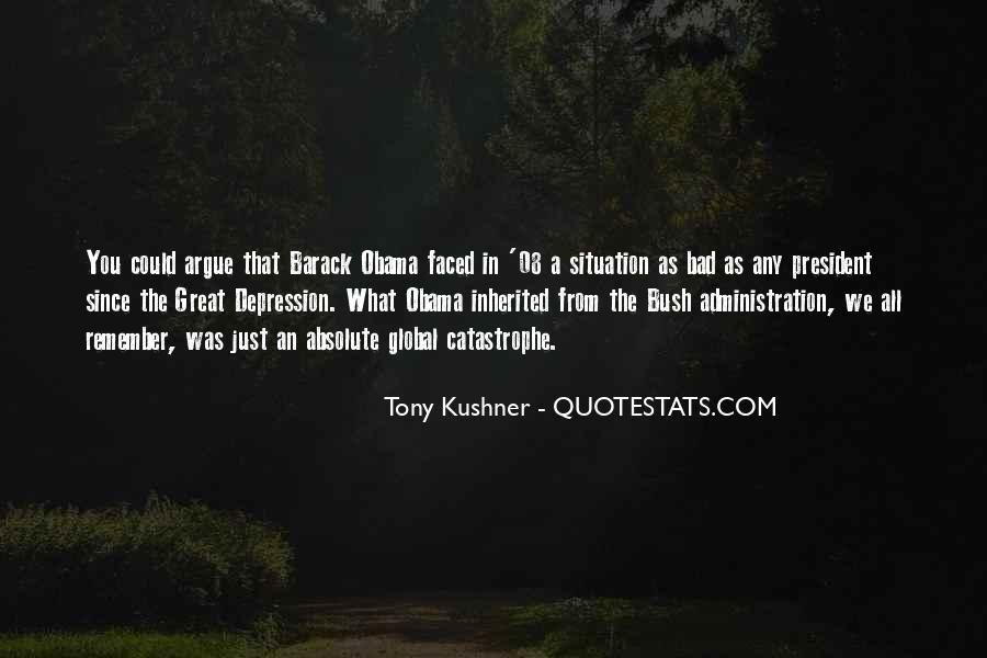 Tony Kushner Quotes #168654