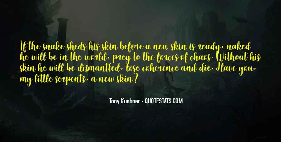 Tony Kushner Quotes #195297