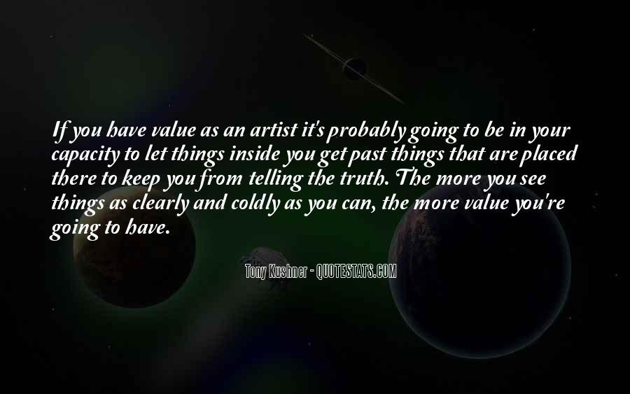 Tony Kushner Quotes #206780