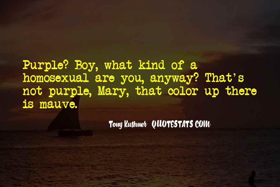 Tony Kushner Quotes #216695