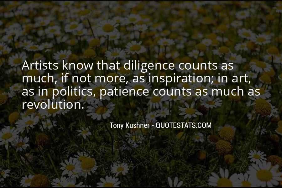 Tony Kushner Quotes #340088