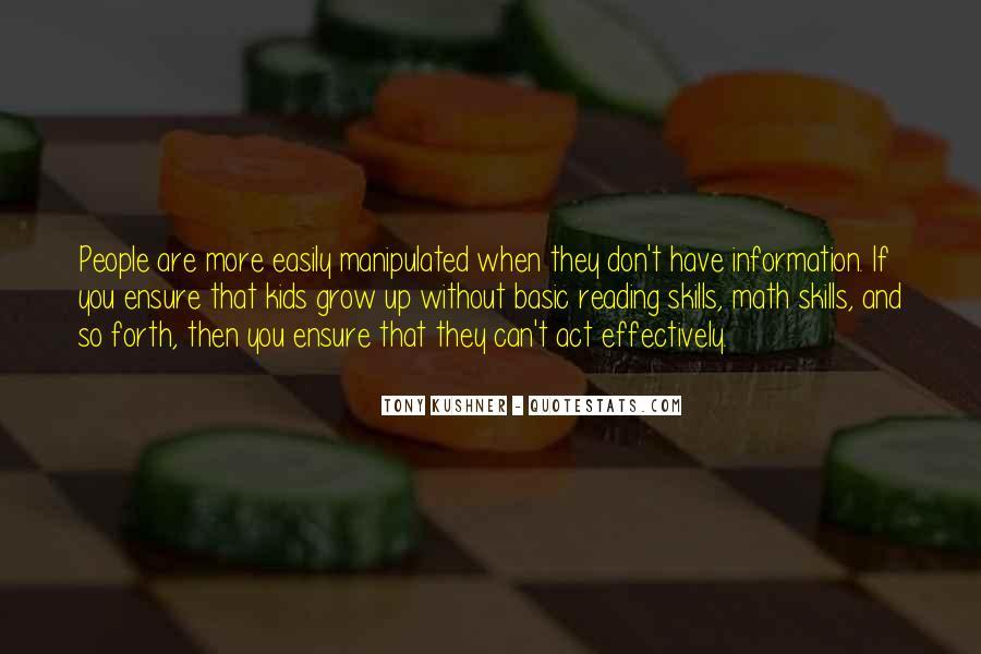 Tony Kushner Quotes #418571