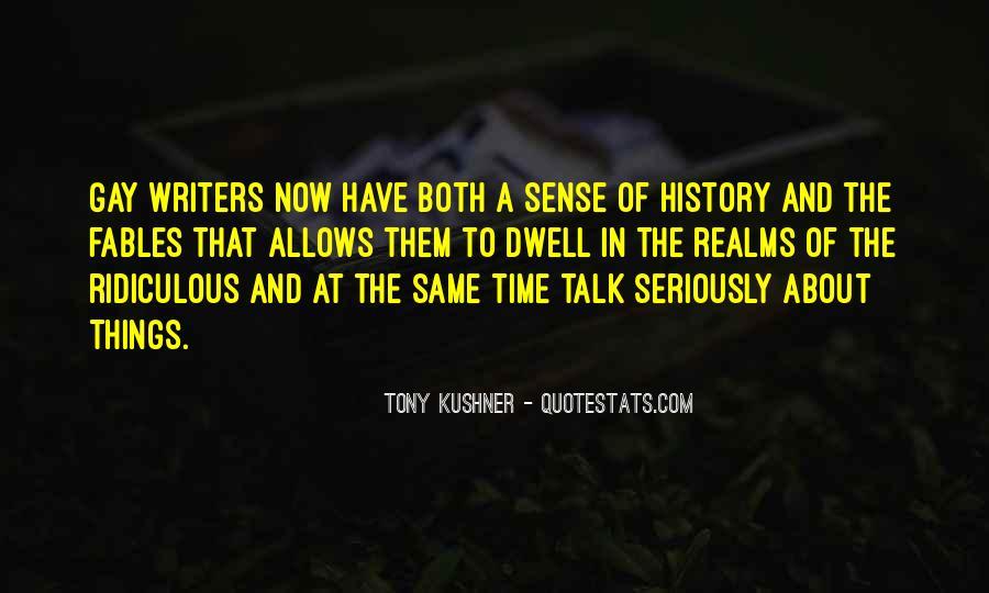 Tony Kushner Quotes #513513