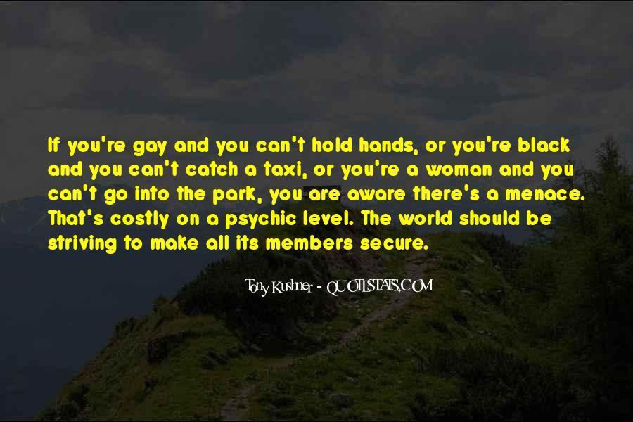 Tony Kushner Quotes #519695