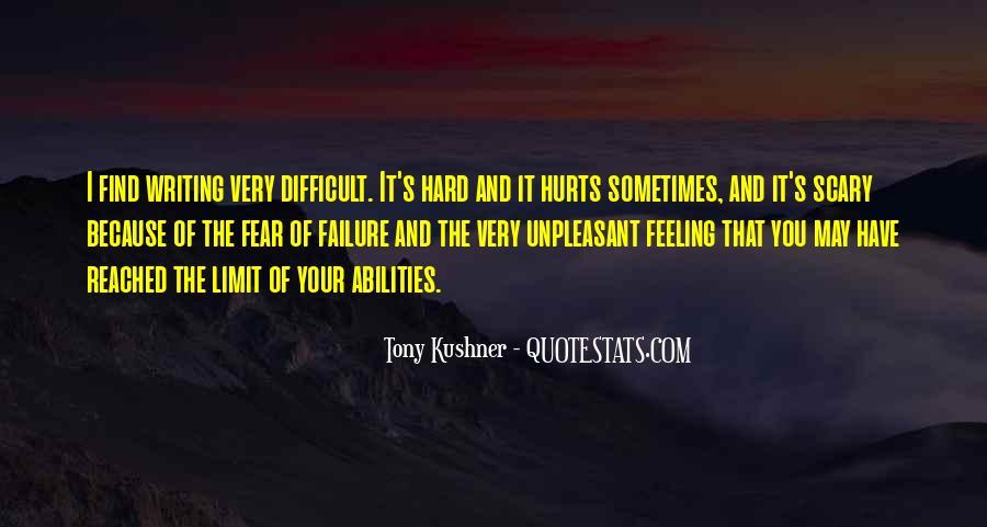 Tony Kushner Quotes #639025