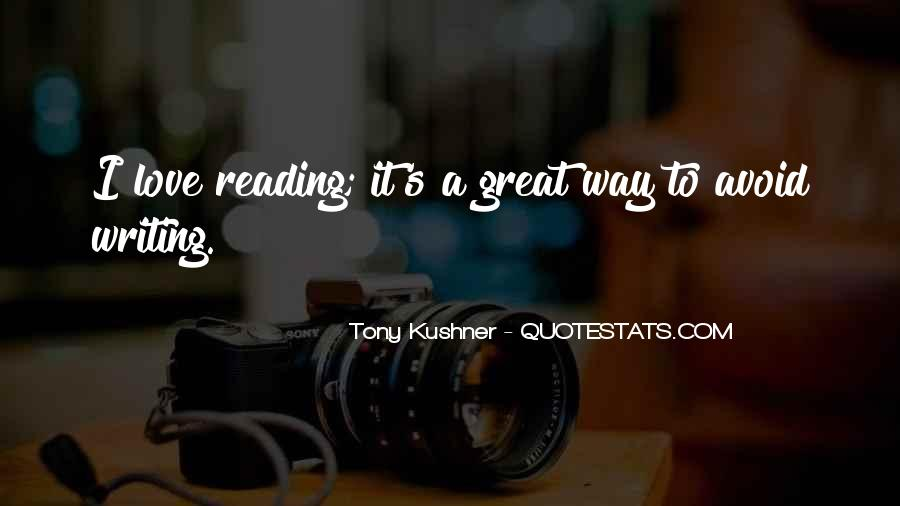 Tony Kushner Quotes #691720