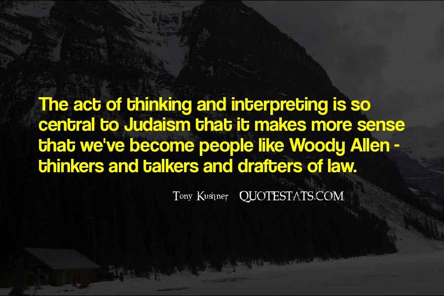 Tony Kushner Quotes #758367