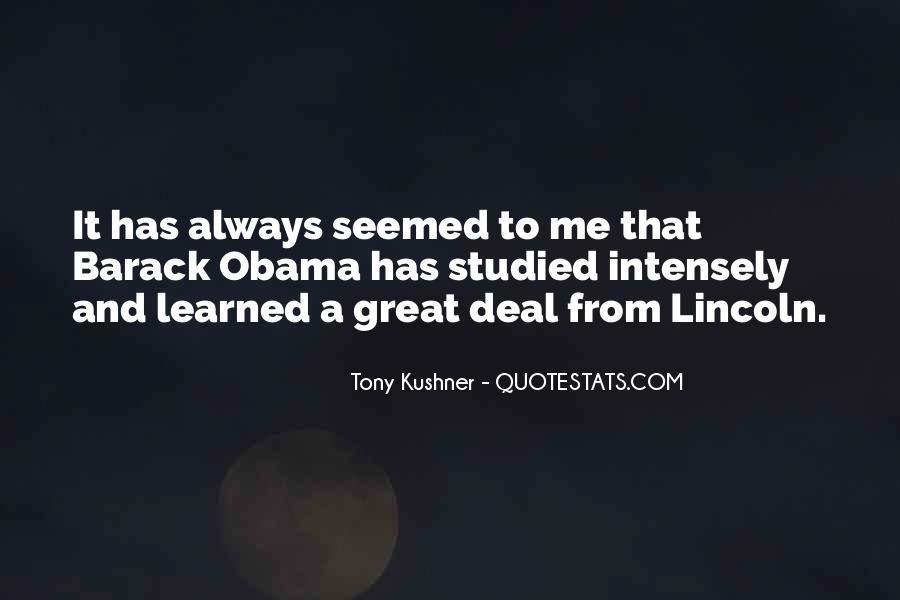 Tony Kushner Quotes #832716