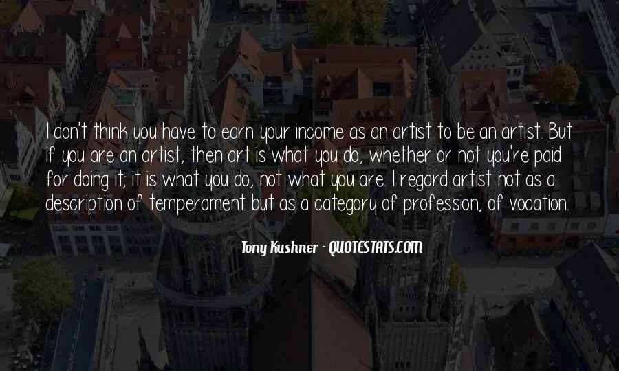 Tony Kushner Quotes #966228