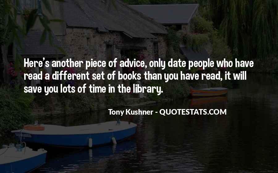 Tony Kushner Quotes #973402