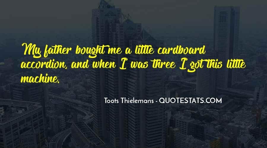 Toots Thielemans Quotes #1257203