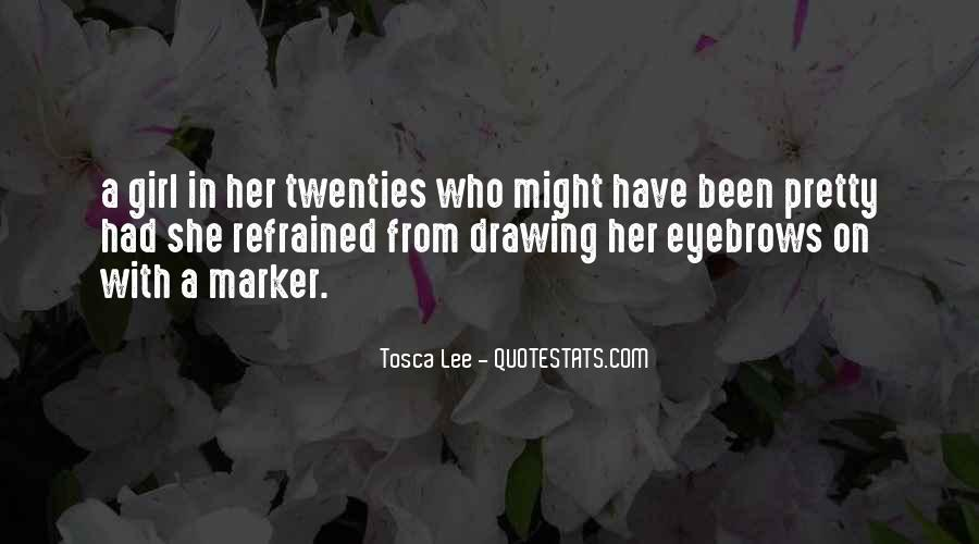 Tosca Lee Quotes #1696250