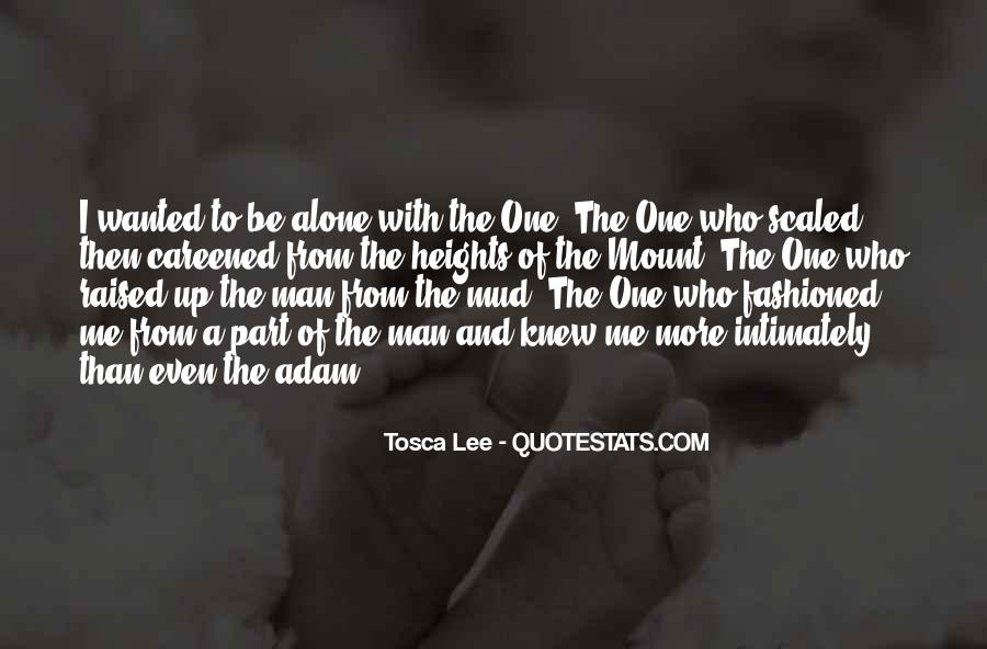 Tosca Lee Quotes #400906