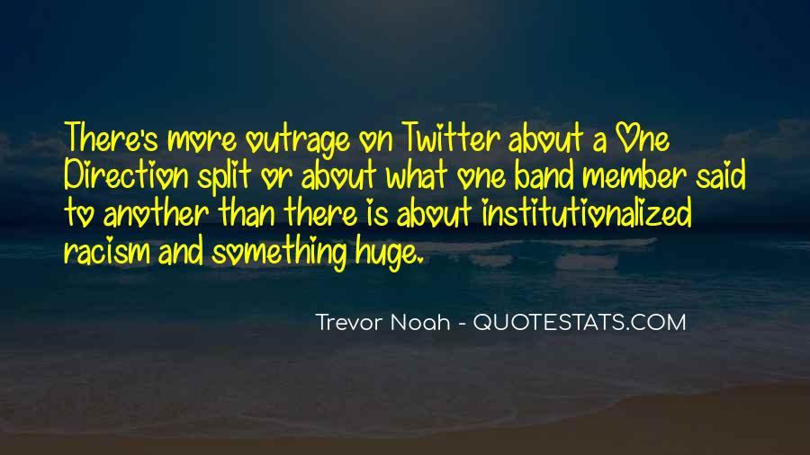 Trevor Noah Quotes #1096295
