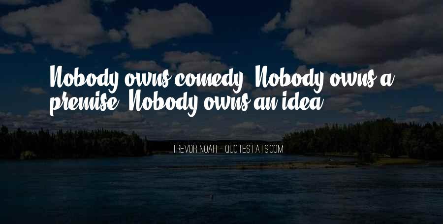 Trevor Noah Quotes #1247482